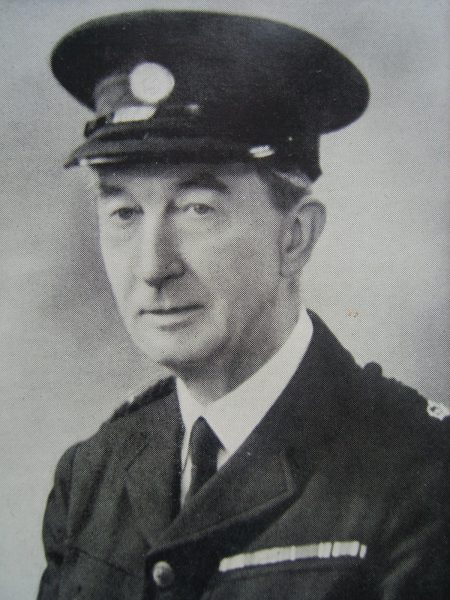 Special Superintendent W.A. Noel-Davies Cheltenham Urban Division (Gloucestershire Police Archives URN 6930)