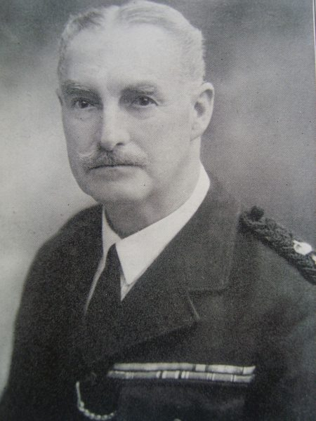 Special Superintendent A.T. Paley Cirencester Division. (Gloucestershire Police Archives URN 6926)