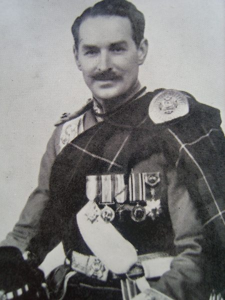 Special Superintendent Nelson Rooke. Thornbury Division (Gloucestershire Police Archives URN 6928)