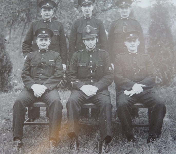 Staple Hill Division Specials  Longwell Green Section (Gloucestershire Police Archives URN 6933)