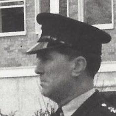 Sergeant Fred Gardner