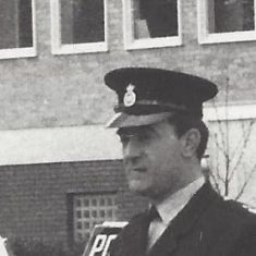 Sergeant Philip 'Pip' Lawrence