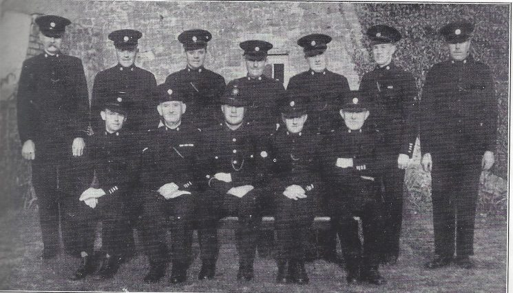 Thornbury Division Olveston Section (Gloucestershire Police Archives URN 6970)