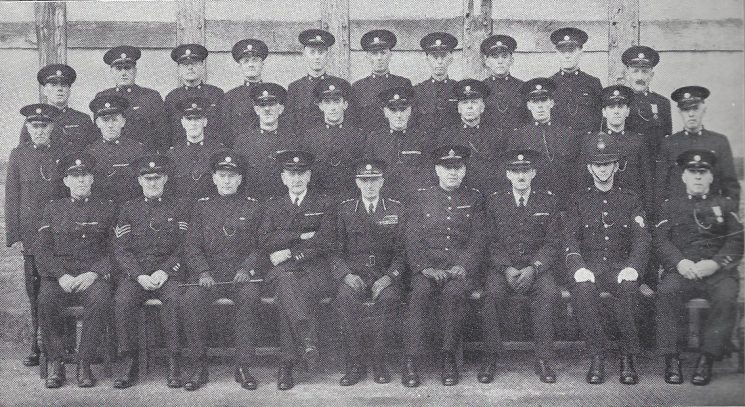 Moreton in Marsh Division Stanton Section (Gloucestershire Police Archives URN 6991)