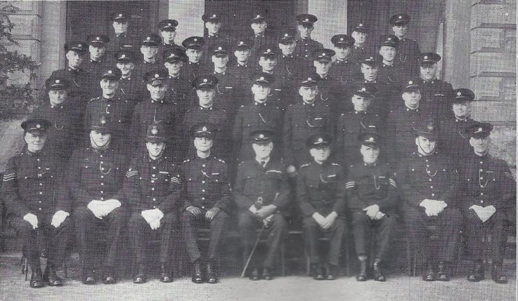 Forest of Dean Division Cinderford Section (Gloucestershire Police Archives URN 7006)