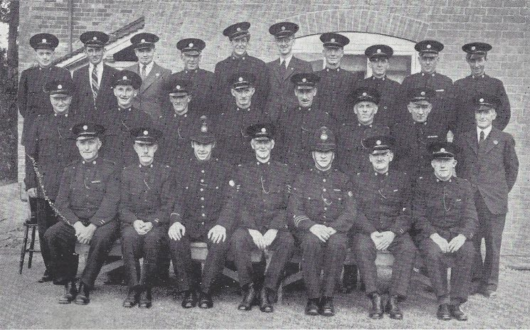 Gloucester Rural Division Corse Section (Gloucestershire Police Archives URN 7008)