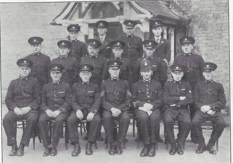 Gloucester Rural Division Huntley Subsection (Gloucestershire Police Archives URN 7013)