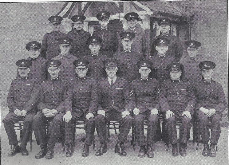 Gloucester Rural Division Huntley Mobile Section (Gloucestershire Police Archives URN 7014)
