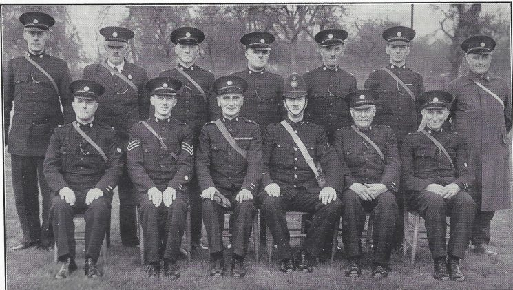 Gloucester Rural Division Minsterworth Subsection (Gloucestershire Police Archives URN 7020)