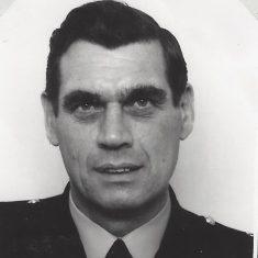 Bailey FJ 307 (Gloucestershire Police Archives URN 7071)