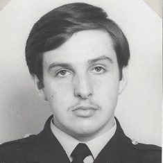 Clarke DJ 607 (Gloucestershire Police Archives URN 7148)