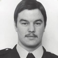 James KW 1154 (Gloucestershire Police Archives URN 7381)