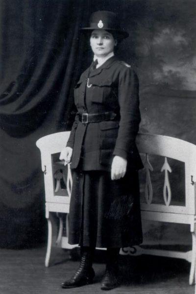 Elizabeth Tonra. (Gloucestershire Police Archives URN 7863)