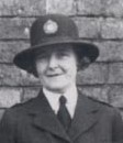 Phyllis Bennett joined 1/1/1930 resigned 2/2/1940 to marry. (Gloucestershire Police Archives URN 7852)