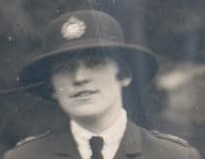 Annie Josephine Fay Joined 12/12/1927 resigned 20/9/1929 to return to teaching. (Gloucestershire Police Archives URN 7853)