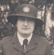 Katherine Beryl Gardner Joined 12/12/1927 resigned 31/12/1929. Father was a Gloucestershire Police Inspector who died in service 22/9/1931 (Gloucestershire Police Archives URN 7855)