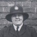 Elizabeth Marjorie Millichip Joined 30/1/1930 retired 31/8/1958. Promoted Sergeant 14/10/2950. (Gloucestershire Police Archives URN 7859)