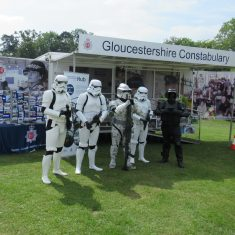 May the Force Archives be with you. (Gloucestershire Police Archives URN 7966)