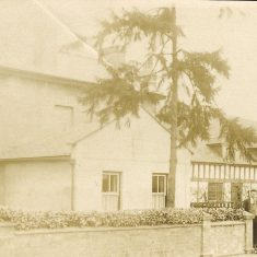 Huntley Police Station. (Gloucestershire Police Archives URN 1415)