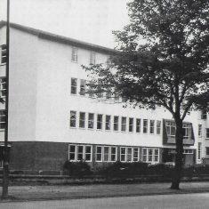 Cheltenham Police Talbot House 1964. (Gloucestershire Police Archives URN 2302)