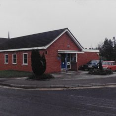 Newent Police Station   - New. (Gloucestershire Police Archives URN 8201)