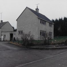 Northleach Police Station  - New (Gloucestershire Police Archives URN 8204)