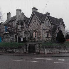 Winchcombe Police Station. (Gloucestershire Police Archives URN 8209)