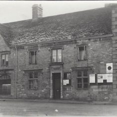 Lechlade Police Station. (Gloucestershire Police Archives URN 8270)