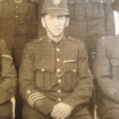 Police Constable James Boughton. (Gloucestershire Police Archives URN 8499)