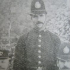 Police Constable Seymour Broad. (Gloucestershire Police Archives URN 8502)