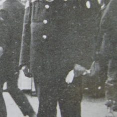 Police Sergeant 237 Henry Brotheridge. (Gloucestershire Police Archives URN 8504)