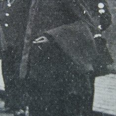Inspector Benjamin Butt. (Gloucestershire Police Archives URN 8512)