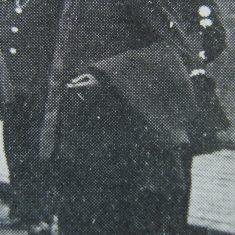 Inspector Benjamin Butt. (Gloucestershire Police Archives URN 8512)