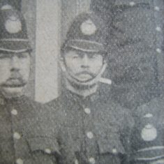 Police Constable Core Sapperton 1907. (Gloucestershire Police Archives URN 8537)