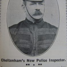 Inspector Henry Durham. (Gloucestershire Police Archives URN 8551)
