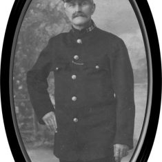 Reserve Constable 125 William Excell.(Gloucestershire Police Archives URN 8557)