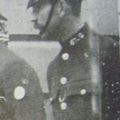 Police Constable 67 Frederick Gardiner (Gloucestershire Police Archives URN 8566)