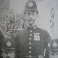 Police Constable William Griffiths (Gloucestershire Police Archives URN 8574)