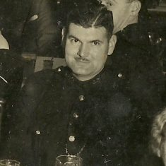 Police Constable 43 Gwinnell. (Gloucestershire Police Archives URN 8578)