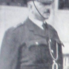Inspector 290 George Hastings. (Gloucestershire Police Archives URN 8588)