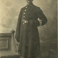 Police Constable 202 Frank Hughes (Gloucestershire Police Archives URN 8605)