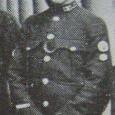 Police Constable John Hughes (Gloucestershire Police Archives URN 8606)