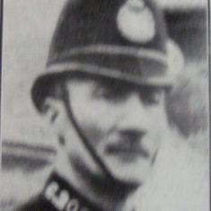 Police Constable 209 John Jones. (Gloucestershire Police Archives URN 8615)