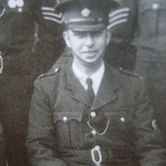 Inspector Charles Large. (Gloucestershire Police Archives URN 8628)