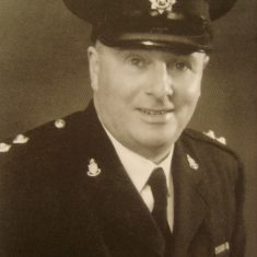 Inspector 349 Albert Edward Leakey. (Gloucestershire Police Archives URN 8633)