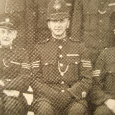 Police Sergeant 3 Francis Lewton. (Gloucestershire Police Archives URN 8635)