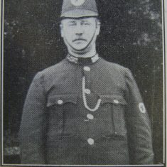 Police Sergeant 193 George Long. (Gloucestershire Police Archives URN 8637)