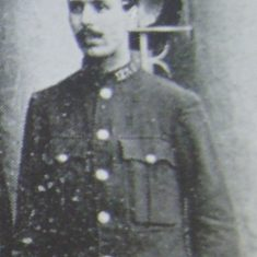 Police Constable 117 Mark Miller. (Gloucestershire Police Archives URN 8645)