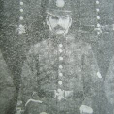 Police Constable 3  John O'Rourke (Gloucestershire Police Archives URN 8652)