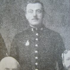 Police Constable A Painter 1903. (Gloucestershire Police Archives URN 8653)